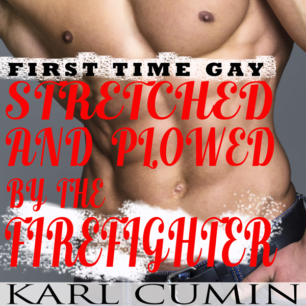 First Time Gay: Stretched and Plowed by the Fir...