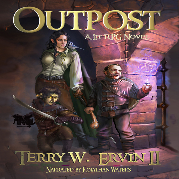 Outpost: Monsters, Maces and Magic Series, Book...