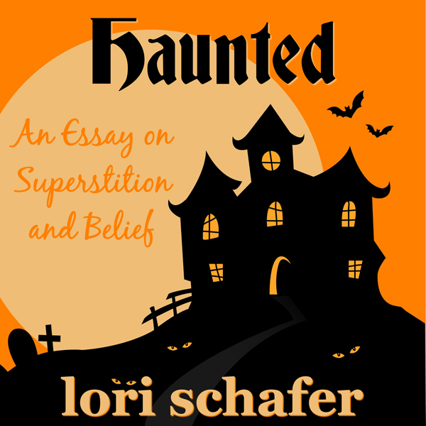 Haunted: An Essay on Superstition and Belief , Hörbuch, Digital, 1, 8min