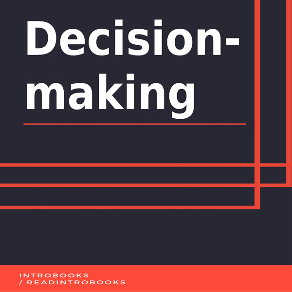 Decision-making , Hörbuch, Digital, 1, 39min