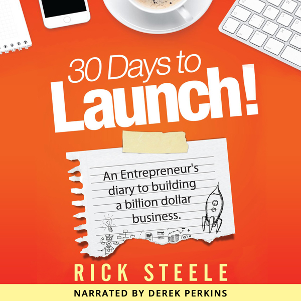 30 Days to Launch!: An Entrepreneurs Diary to B...