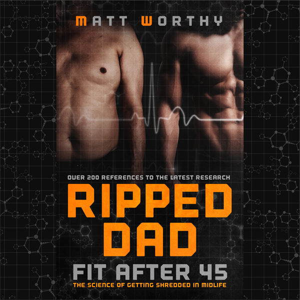 Ripped Dad: Fit After 45 , Hörbuch, Digital, 1,...