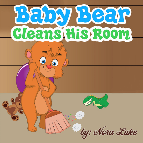 Baby Bear Cleans His Room , Hörbuch, Digital, 1, 2min