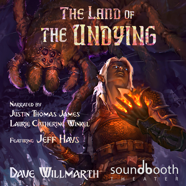 The Land of the Undying: Dark Elf Chronicles, B...
