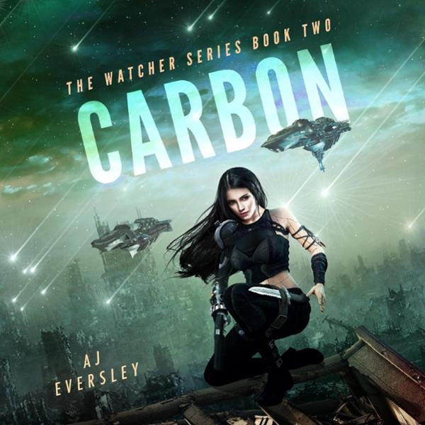 Carbon: The Watcher Series, Book 2 , Hörbuch, Digital, 1, 535min