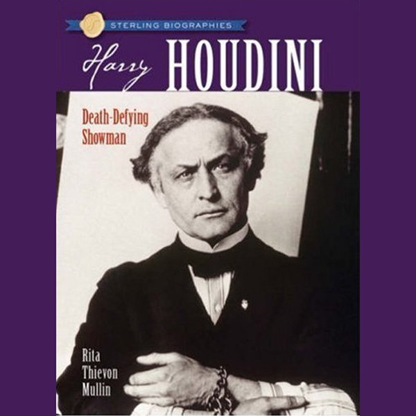 Sterling Biographies: Harry Houdini , Hörbuch, ...
