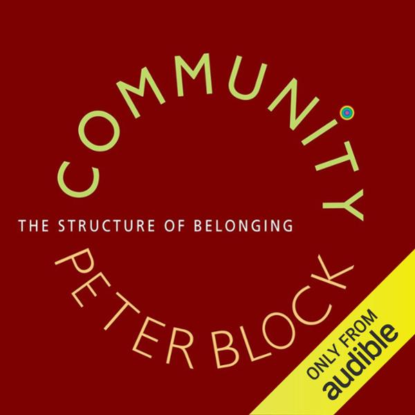 Community: The Structure of Belonging , Hörbuch...