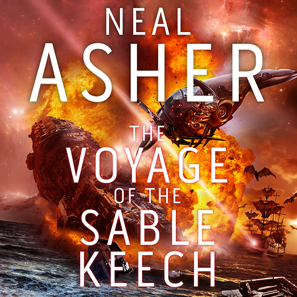 The Voyage of Sable Keech: The Spatterjay Serie...