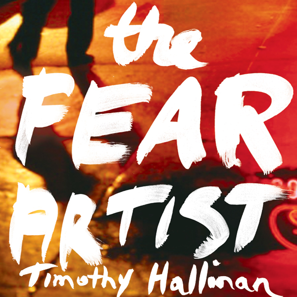 The Fear Artist: A Poke Rafferty Thriller , Hör...