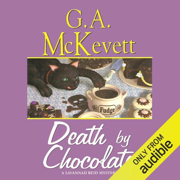 Death by Chocolate: Savannah Reid, Book 8 , Hör...