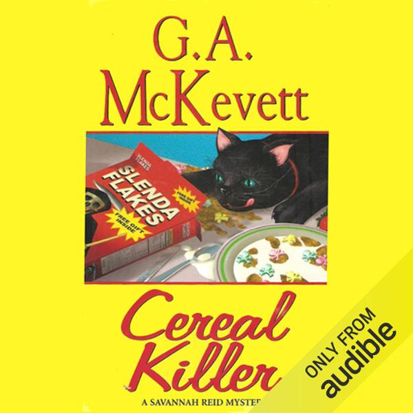 Cereal Killer: Savannah Reid, Book 9 , Hörbuch,...