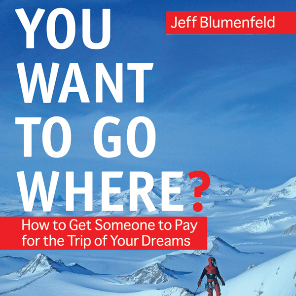 You Want To Go Where?: Get Someone to Pay for t...
