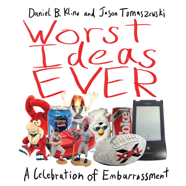 Worst Ideas Ever: A Celebration of Embarrassment , Hörbuch, Digital, 1, 227min