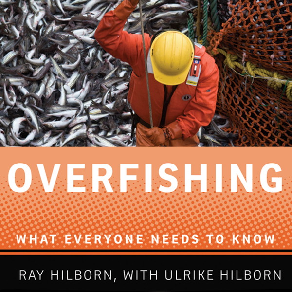 Overfishing: What Everyone Needs to Know , Hörb...