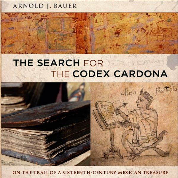 The Search for the Codex Cardona , Hörbuch, Dig...
