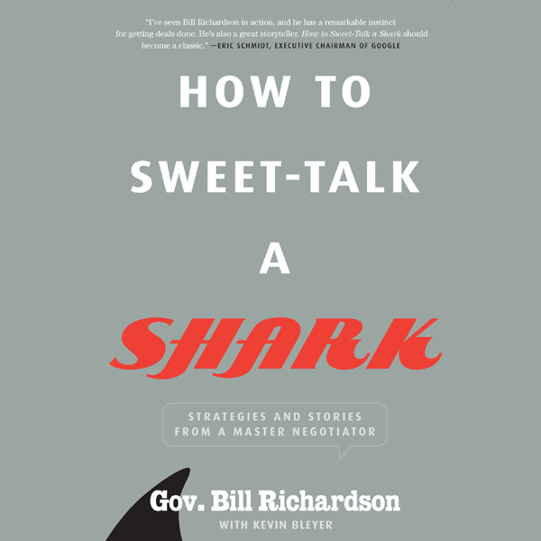 How to Sweet-Talk a Shark: Strategies and Stori...