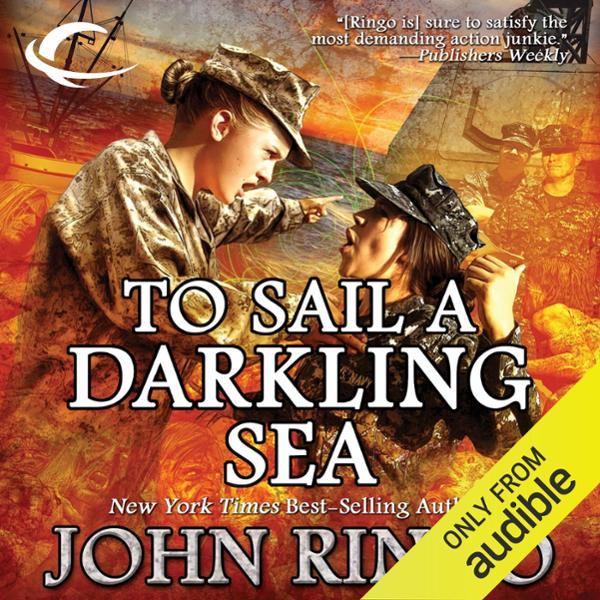 To Sail a Darkling Sea: Black Tide Rising, Book...
