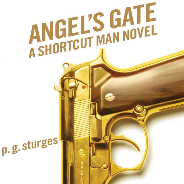Angel´s Gate: A Shortcut Man Novel , Hörbuch, D...