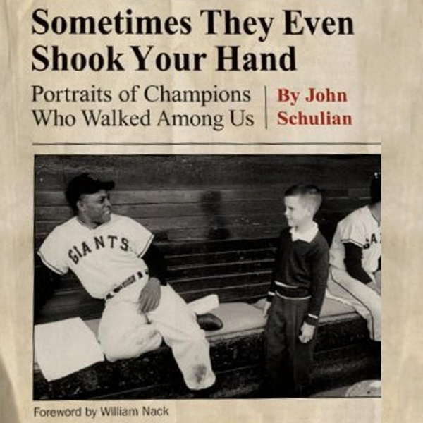 Sometimes They Even Shook Your Hand: Portraits ...