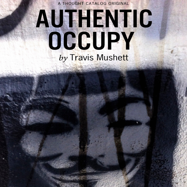 Authentic Occupy , Hörbuch, Digital, 1, 65min
