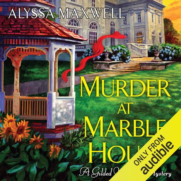 Murder at Marble House , Hörbuch, Digital, unge...