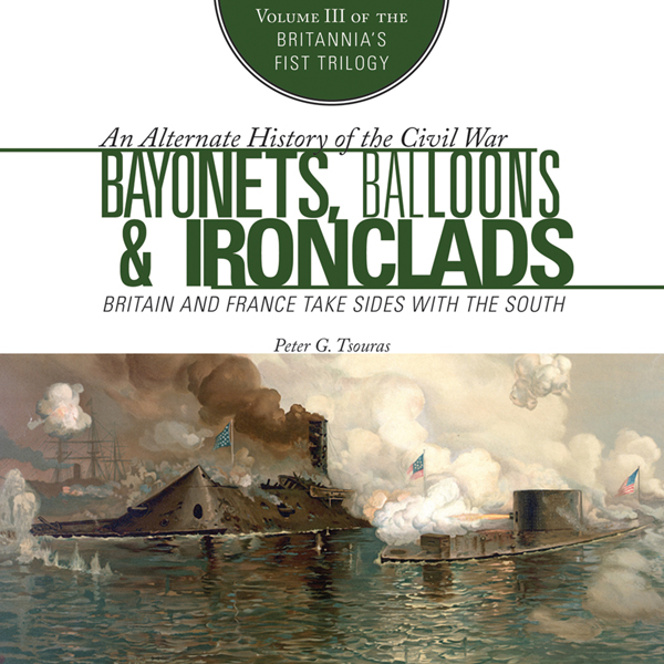 Bayonets, Balloons, and Ironclads: Britain and France Take Sides with the South , Hörbuch, Digital, 1, 978min