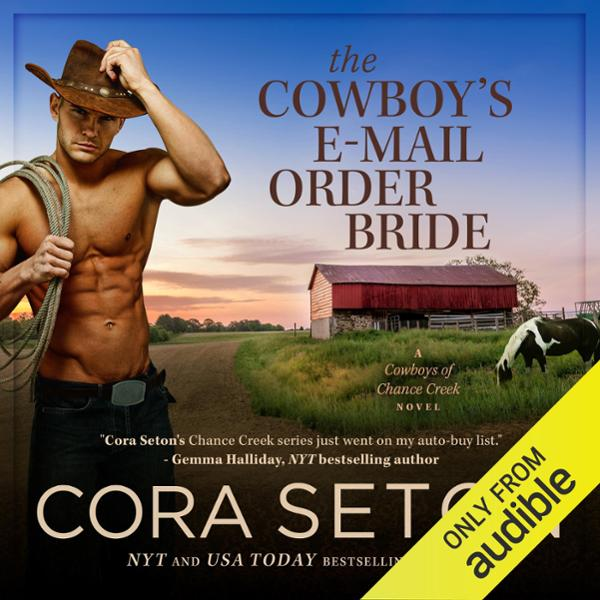The Cowboy´s E-Mail Order Bride , Hörbuch, Digi...