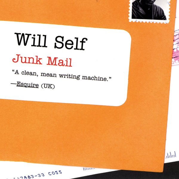 Junk Mail , Hörbuch, Digital, 1, 582min