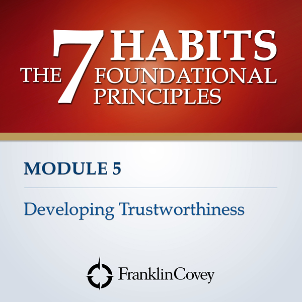 Module 5 - Developing Trustworthiness, Hörbuch,...