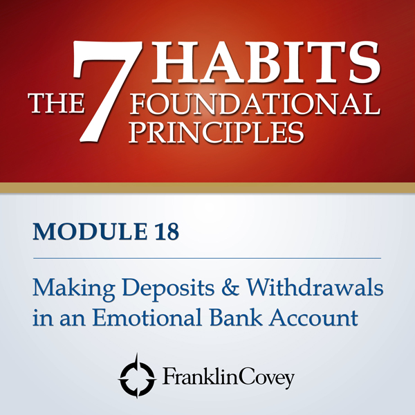 Module 18 - Making Deposits and Withdrawals in ...
