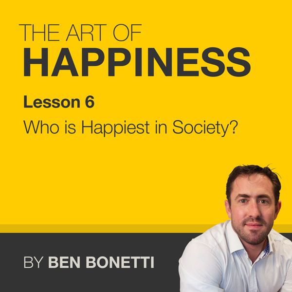 Who Is Happiest in Society?, Hörbuch, Digital, ...
