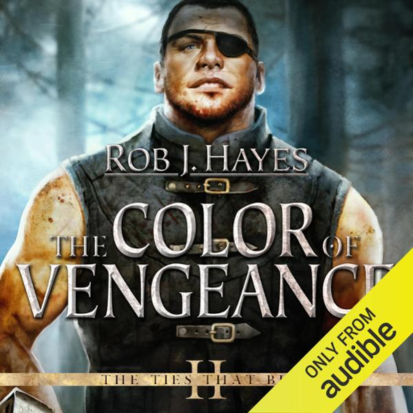 The Color of Vengeance: The Ties That Bind, Boo...