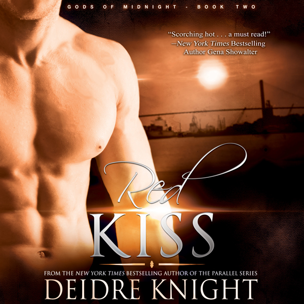 Red Kiss: Gods of Midnight, Book 2 , Hörbuch, D...