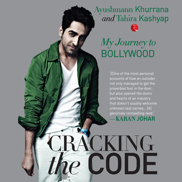 Cracking the Code. My Journey to Bollywood , Hö...