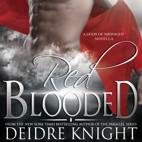 Red Blooded: A Gods of Midnight Novella , Hörbu...