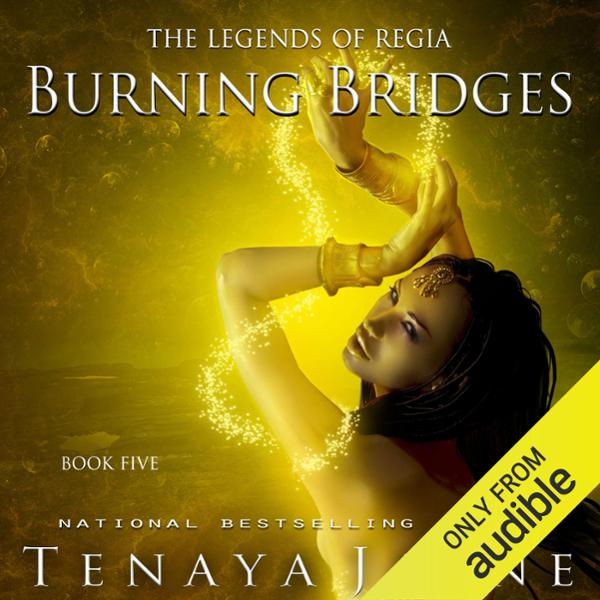 Burning Bridges: Legends of Regia , Hörbuch, Di...
