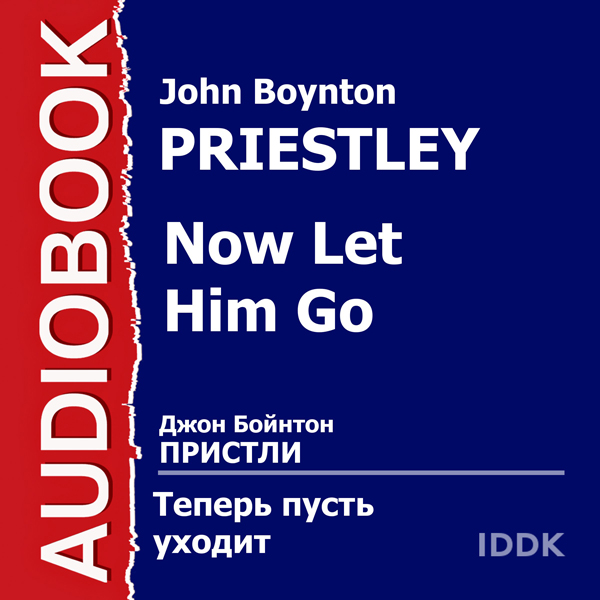 Now Let Him Go [Russian Edition], Hörbuch, Digi...
