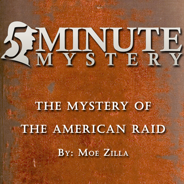 5 Minute Mystery - The Mystery of the American ...