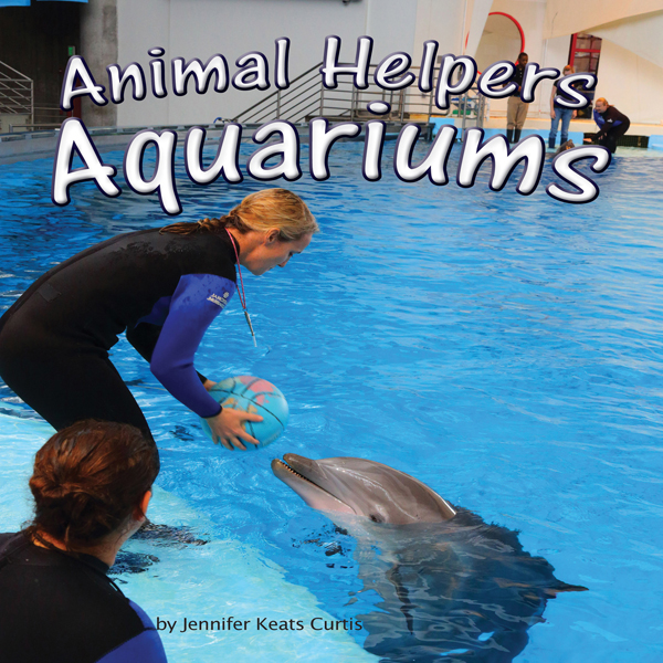 Animal Helpers: Aquariums , Hörbuch, Digital, 1...