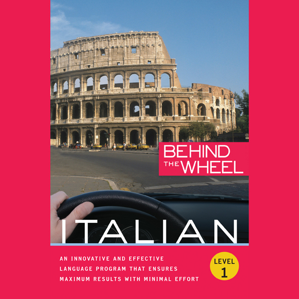 Behind the Wheel - Italian 1 , Hörbuch, Digital...