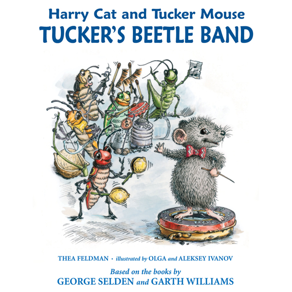 Harry Cat and Tucker Mouse: Tucker´s Beetle Ban...