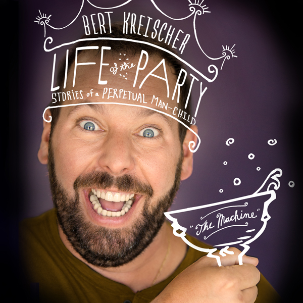 Life of the Party: Stories of a Perpetual Man-Child , Hörbuch, Digital, 1, 335min
