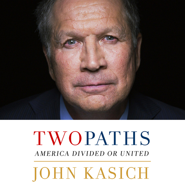 Two Paths: America Divided or United , Hörbuch,...