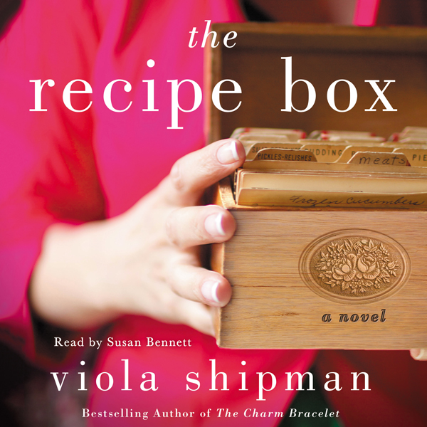 The Recipe Box: A Novel , Hörbuch, Digital, 1, ...