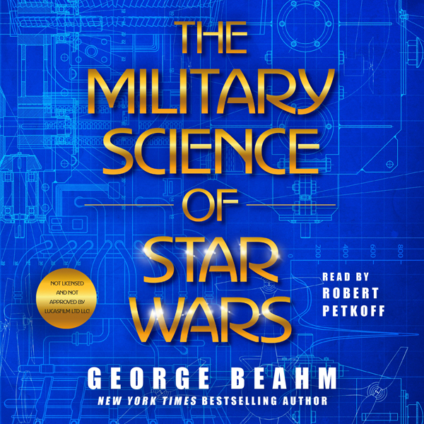 The Military Science of Star Wars , Hörbuch, Di...