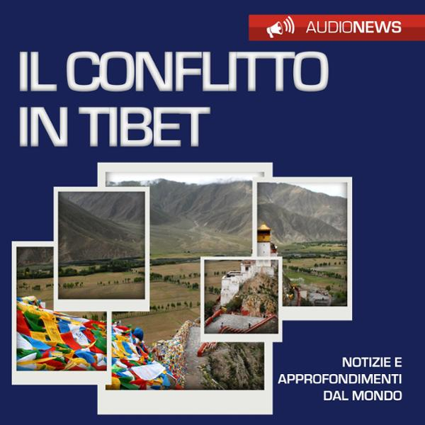 Il conflitto in Tibet (Audionews), Hörbuch, Dig...