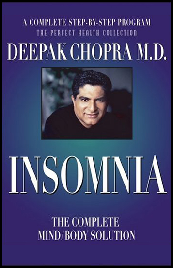 Insomnia: The Complete Mind/Body Solution, Hörb...