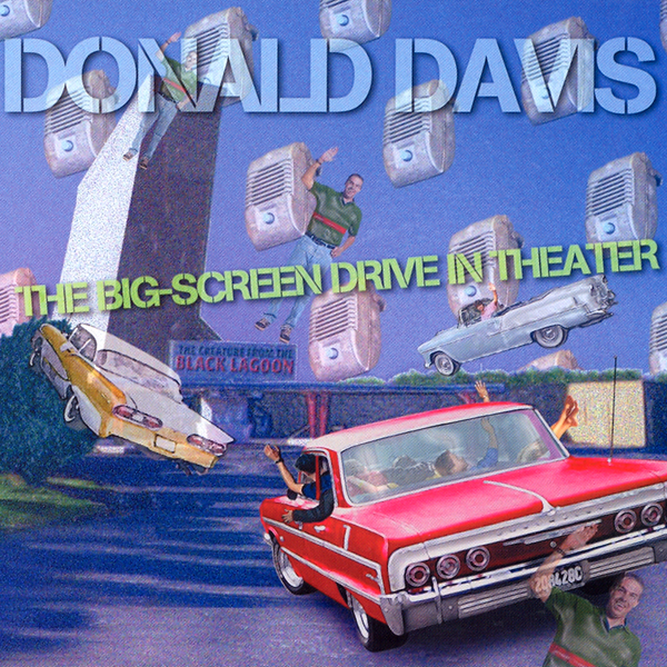 The Big Screen Drive-In Theater, Hörbuch, Digit...