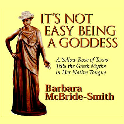 It´s Not Easy Being a Goddess: A Yellow Rose of...