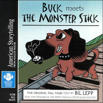 Buck Meets the Monster Stick, Hörbuch, Digital,...